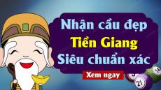 Soi cầu XSTG 12/1/2020 - Dự đoán xổ số Tiền Giang hôm nay chủ nhật ngày 12/1
