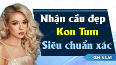 Soi cầu XSKT 23/2/2020 - Dự đoán xổ số Kon Tum hôm nay chủ nhật ngày 23/2