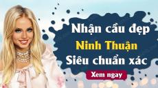 Soi cầu XSNT 14/2/2020 - Dự đoán xổ số Ninh Thuận hôm nay thứ 6 ngày 14/2