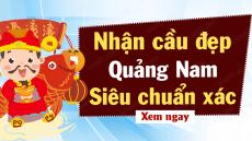 Soi cầu XSQNM 10/3/2020 - Dự đoán xổ số Quảng Nam hôm nay thứ 3 ngày 10/3