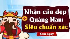 Soi cầu XSQNM 31/3/2020 - Dự đoán xổ số Quảng Nam hôm nay thứ 3 ngày 31/3