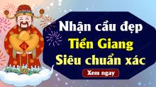 Soi cầu XSTG 3/1/2020 - Dự đoán xổ số Tiền Giang 3/1/2020 chủ nhật