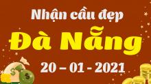 Soi cầu XSDNG 20/1/2021 - Dự đoán xổ số Đà Nẵng 20/1/2021 thứ 4