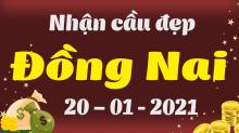 Soi cầu XSDN 20/1/2021 - Dự đoán xổ số Đồng Nai 20/1/2021 thứ 4