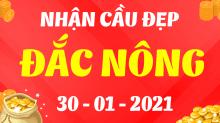 Soi cầu XSDNO 30/1/2021 - Dự đoán xổ số Đắk Nông 30/1/2021 thứ 7
