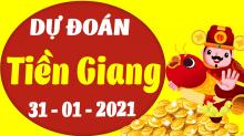 Soi cầu XSTG 31/1/2021 - Dự đoán xổ số Tiền Giang 31/1/2021 chủ nhật