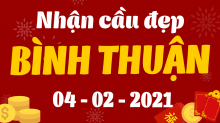 Soi cầu XSBTH 4/2/2021 - Dự đoán xổ số Bình Thuận 4/2/2021 thứ 5