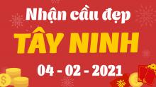 Soi cầu XSTN 4/2/2021 - Dự đoán xổ số Tây Ninh 4/2/2021 thứ 5