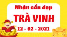 Soi cầu XSTV 12/2/2021 - Dự đoán xổ số Trà Vinh 12/2/2021 thứ 6