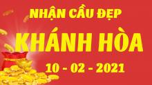 Soi cầu XSKH 10/2/2021 - Dự đoán xổ số Khánh Hòa 10/2/2021 thứ 4