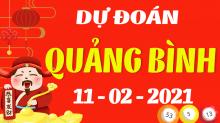 Soi cầu XSQB 11/2/2021 - Dự đoán xổ số Quảng Bình 11/2/2021 thứ 5