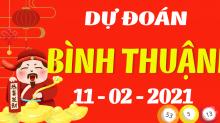Soi cầu XSBTH 11/2/2021 - Dự đoán xổ số Bình Thuận 11/2/2021 thứ 5