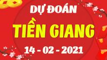 Soi cầu XSTG 14/2/2021 - Dự đoán xổ số Tiền Giang 14/2/2021 chủ nhật