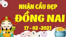 Soi cầu XSDN 17/2/2021 - Dự đoán xổ số Đồng Nai 17/2/2021 thứ 4