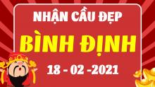 Soi cầu XSBDI 18/2/2021 - Dự đoán xổ số Bình Định 18/2/2021 thứ 5