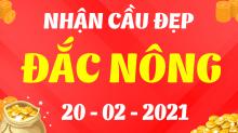 Soi cầu XSDNO 20/2/2021 - Dự đoán xổ số Đắk Nông 20/2/2021 thứ 7