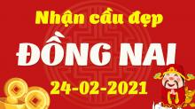 Soi cầu XSDN 24/2/2021 - Dự đoán xổ số Đồng Nai 24/2/2021 thứ 4