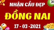 Soi cầu XSDN 17/3/2021 - Dự đoán xổ số Đồng Nai 17/3/2021 thứ 4
