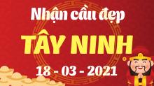 Soi cầu XSTN 18/3/2021 - Dự đoán xổ số Tây Ninh 18/3/2021 thứ 5