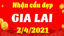 Soi cầu XSGL 2/4/2021 - Dự đoán xổ số Gia Lai 2/4/2021 thứ 6