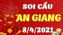 Soi cầu XSAG 8/4/2021 - Dự đoán xổ số An Giang 8/4/2021 thứ 5