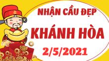 Soi cầu XSKH 2/5/2021 - Dự đoán xổ số Khánh Hòa 2/5/2021 chủ nhật