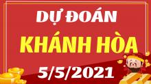 Soi cầu XSKH 5/5/2021 - Dự đoán xổ số Khánh Hòa 5/5/2021 thứ 4