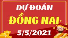 Soi cầu XSDN 5/5/2021 - Dự đoán xổ số Đồng Nai 5/5/2021 thứ 4