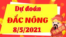 Soi cầu XSDNO 8/5/2021 - Dự đoán xổ số Đắk Nông 8/5/2021 thứ 7
