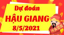 Soi cầu XSHG 8/5/2021 - Dự đoán xổ số Hậu Giang 8/5/2021 thứ 7