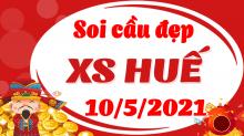 Soi cầu XSTTH 10/5/2021 - Dự đoán xổ số Thừa Thiên Huế 10/5 thứ 2