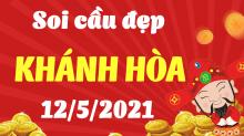 Soi cầu XSKH 12/5/2021 - Dự đoán xổ số Khánh Hòa 12/5/2021 thứ 4