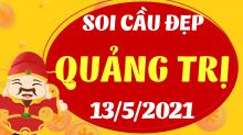 Soi cầu XSQT 13/5/2021 - Dự đoán xổ số Quảng Trị 13/5/2021 thứ 5