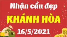Soi cầu XSKH 16/5/2021 - Dự đoán xổ số Khánh Hòa 16/5/2021 chủ nhật