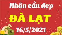 Soi cầu XSDL 16/5/2021 - Dự đoán xổ số Đà Lạt 16/5/2021 chủ nhật