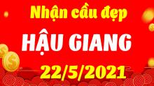 Soi cầu XSHG 22/5/2021 - Dự đoán xổ số Hậu Giang 22/5/2021 thứ 7