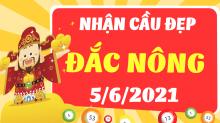 Soi cầu XSDNO 5/6/2021 - Dự đoán xổ số Đắk Nông 5/6/2021 thứ 7