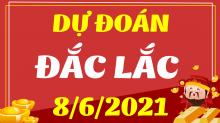 Soi cầu XSDLK 8/6/2021 - Dự đoán xổ số Đắk Lắk 8/6/2021 thứ 3