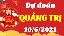 Soi cầu XSQT 10/6/2021 - Dự đoán xổ số Quảng Trị 10/6/2021 thứ 5
