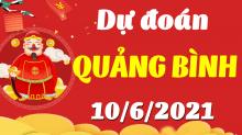Soi cầu XSQB 10/6/2021 - Dự đoán xổ số Quảng Bình 10/6/2021 thứ 5