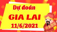 Soi cầu XSGL 11/6/2021 - Dự đoán xổ số Gia Lai 11/6/2021 thứ 6