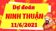 Soi cầu XSNT 11/6/2021 - Dự đoán xổ số Ninh Thuận 11/6/2021 thứ 6