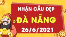 Soi cầu XSDNG 26/6/2021 - Dự đoán xổ số Đà Nẵng 26/6/2021 thứ 7