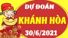 Soi cầu XSKH 30/6/2021 - Dự đoán xổ số Khánh Hòa 30/6/2021 thứ 4