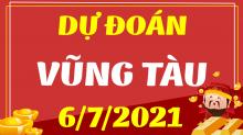 Soi cầu XSVT 6/7/2021 - Dự đoán xổ số Vũng Tàu 6/7/2021 thứ 3