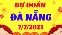Soi cầu XSDNG 7/7/2021 - Dự đoán xổ số Đà Nẵng 7/7/2021 thứ 4