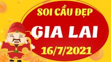 Soi cầu XSGL 16/7/2021 - Dự đoán xổ số Gia Lai 16/7/2021 thứ 6