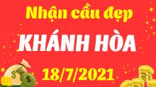 Soi cầu XSKH 18/7/2021 - Dự đoán xổ số Khánh Hòa 18/7/2021 chủ nhật