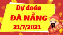 Soi cầu XSDNG 21/7/2021 - Dự đoán xổ số Đà Nẵng 21/7/2021 thứ 4