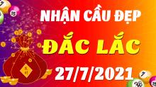 Soi cầu XSDLK 27/7/2021 - Dự đoán xổ số Đắk Lắk 27/7/2021 thứ 3